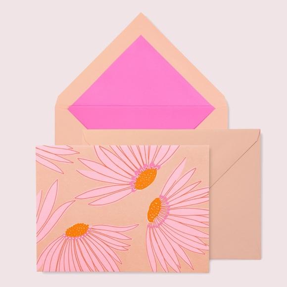 kate spade Other - 🆕 Kate Spade Falling Flower Notecards Set